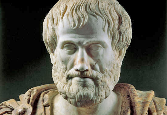 Aristotle - Leadership takes Courage