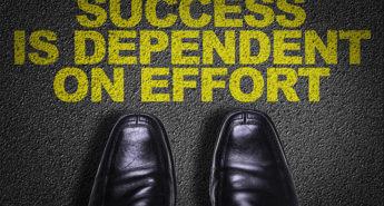 Success Needs . . .
