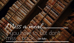 Don't Miss a Book quote