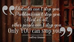 Jeoffrey Gitomer Quote