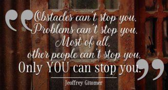 Jeoffrey Gitomer Quote