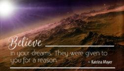 Katrina Mayer Quote