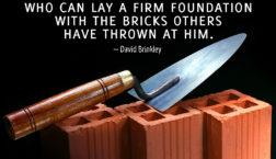David Brinkley Quote