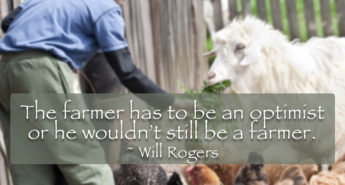 Will Rogers on Farmers