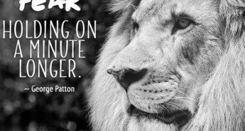 George Patton Quote