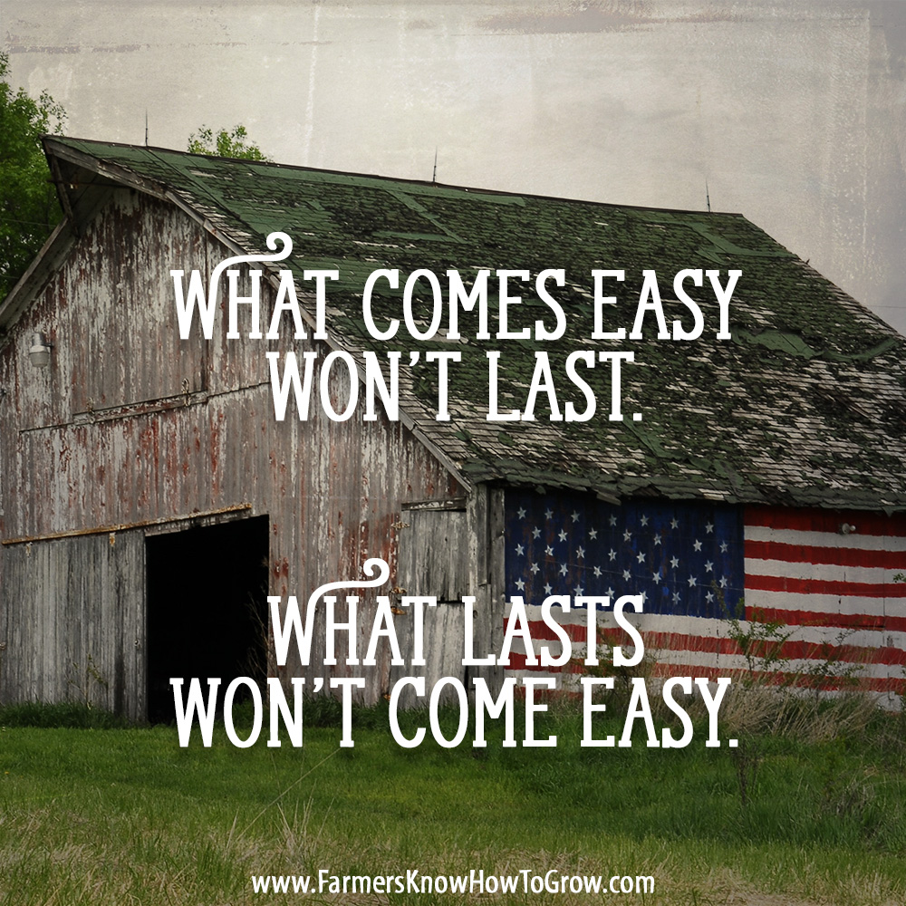 What Comes Easy Quotejpg Randy Frazier