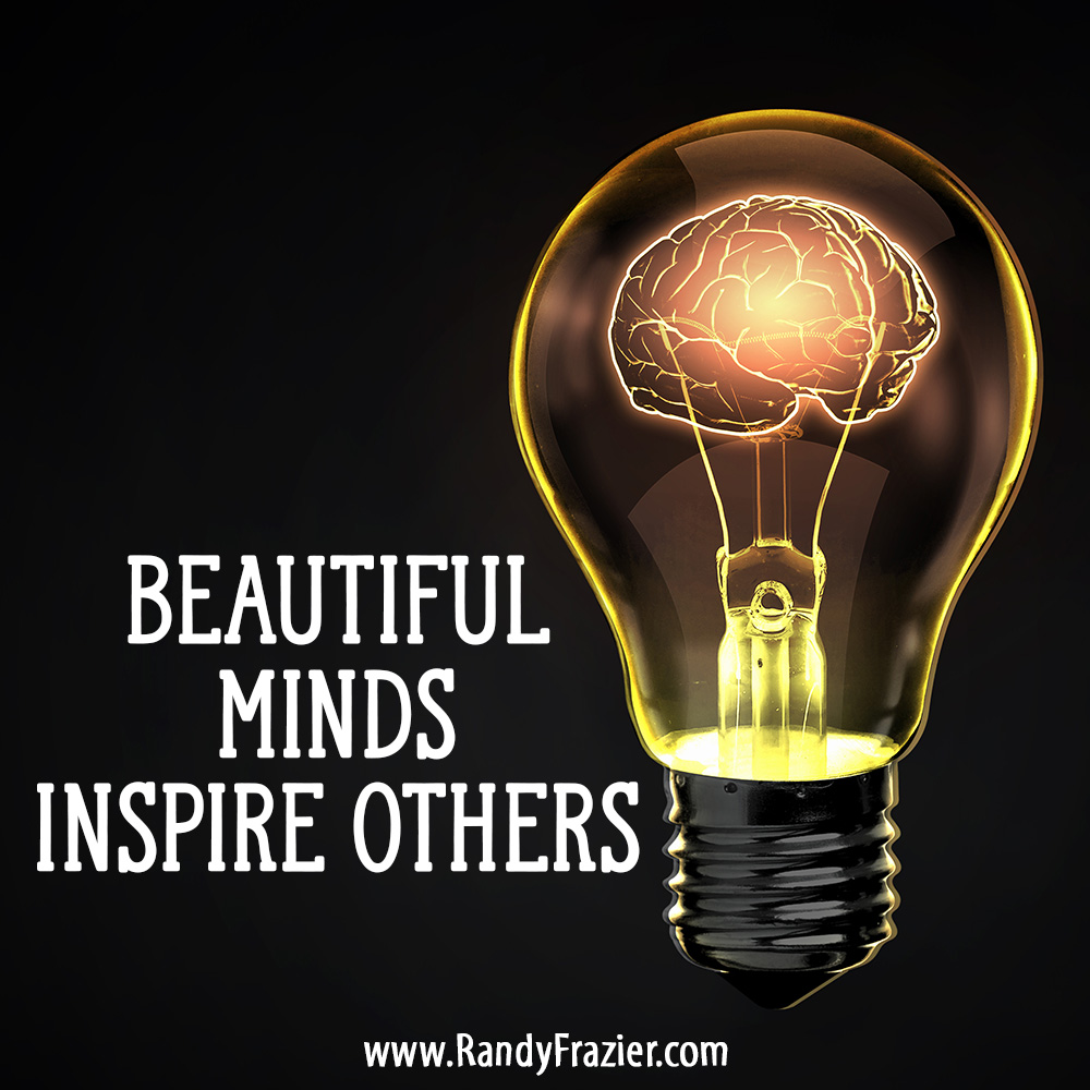 Beautiful Minds quote