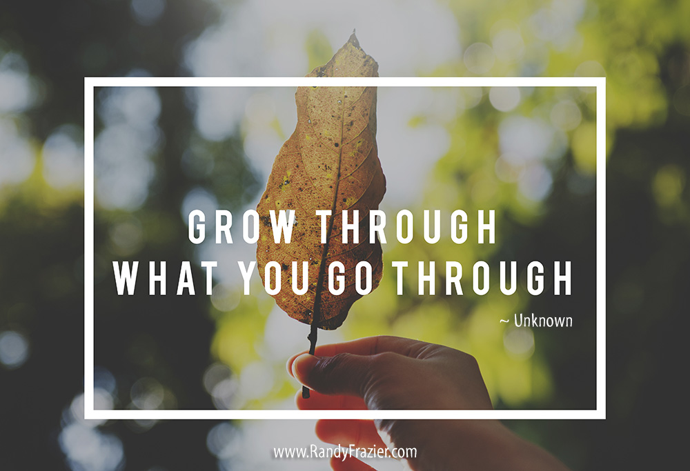 Quote about Growth