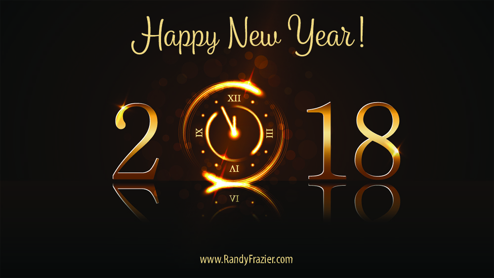 LTC Happy New Year 2018