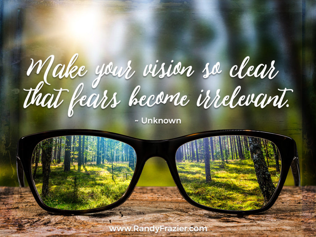 Quote about Vision