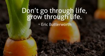 Eric Butterworth Quote