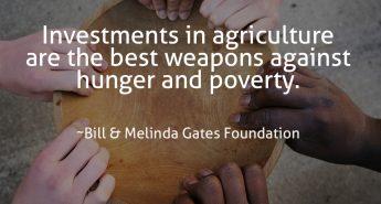 Bill and Belinda Gates Foundation Quote
