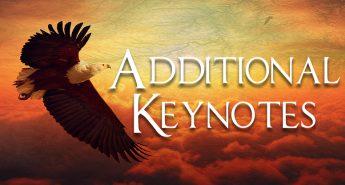 Randy Frazier - Keynote Presentations