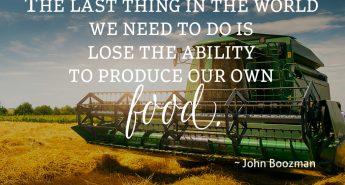 John Boozman Quote