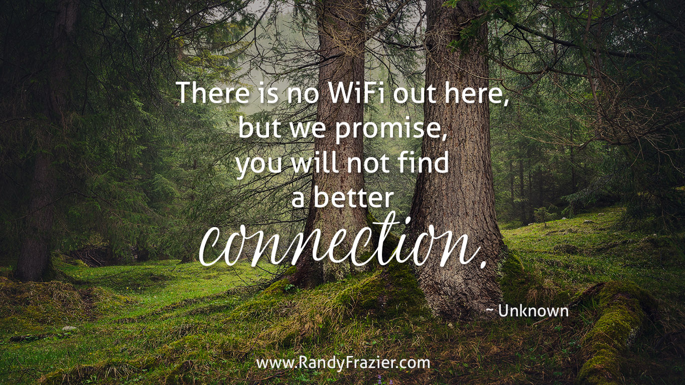 A Better Connection Quote