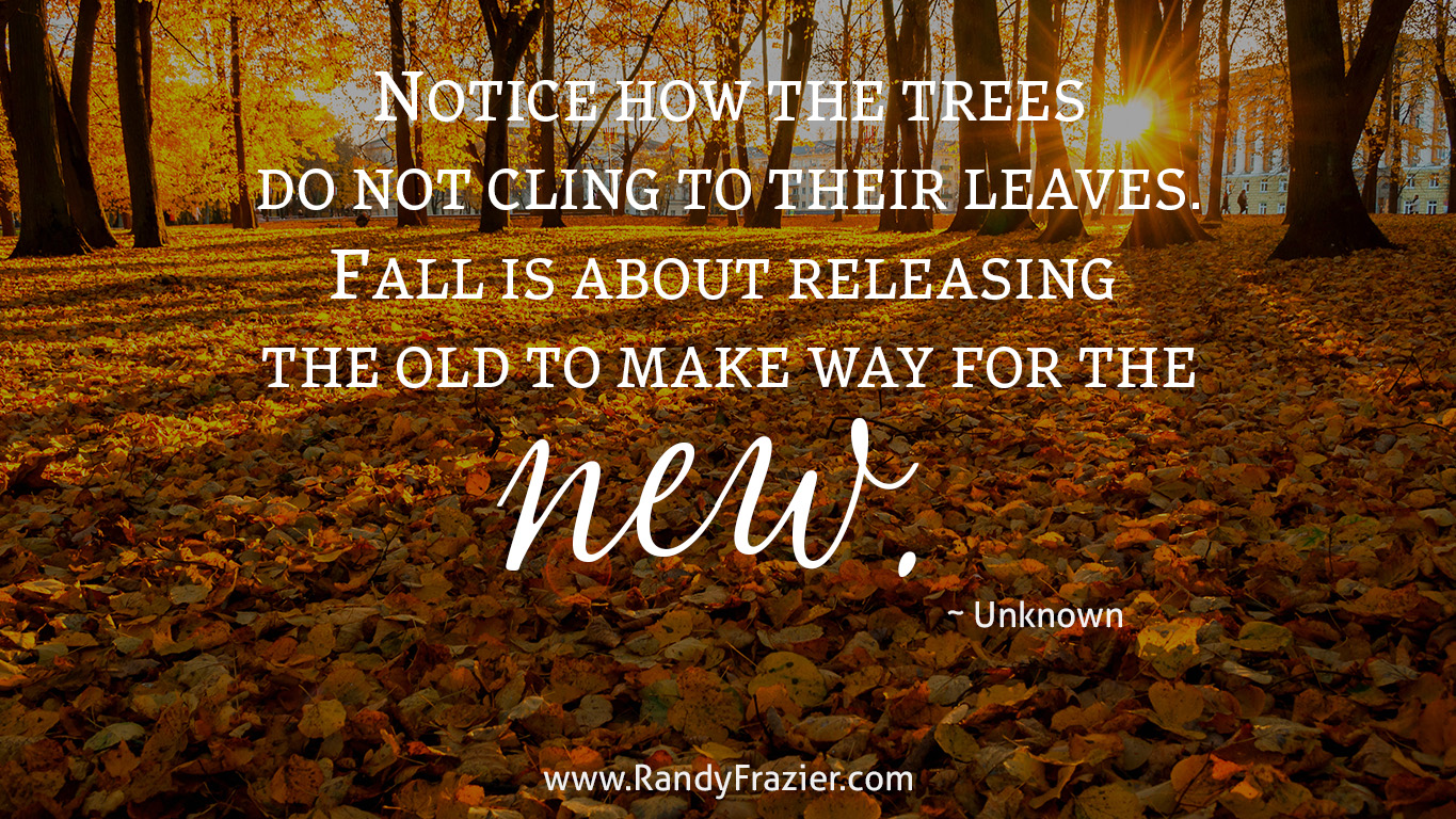 Quote about Autumn