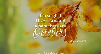 L.M. Montgomery Quote