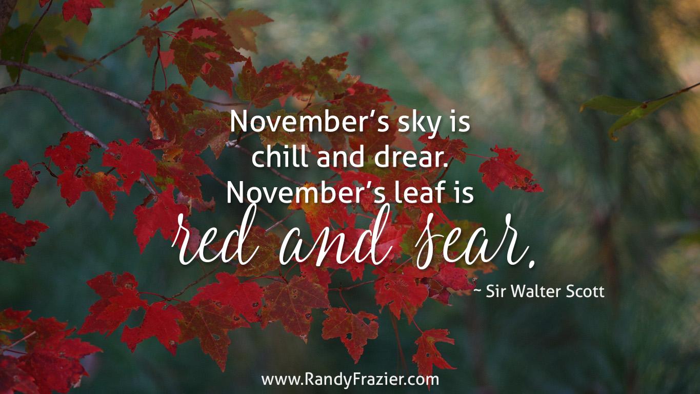 Sir Walter Scott Quote