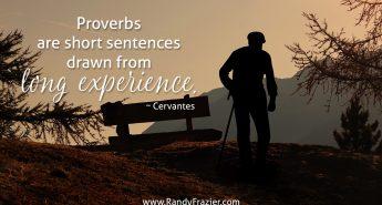 Cervantes Quote