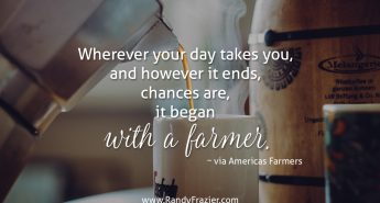 Quote from Americas Farmers