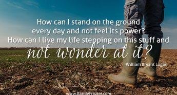 William Bryant Logan Quote