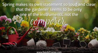 Geoffrey B. Charlesworth Quote