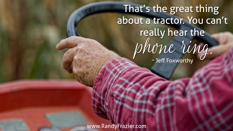 Jeff Foxworthy Quote