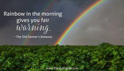 Old Farmer's Almanac Quote