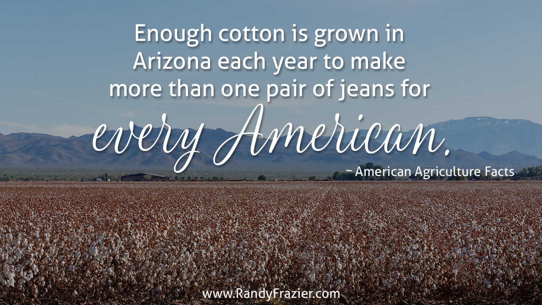 Ag Fact about Arizona