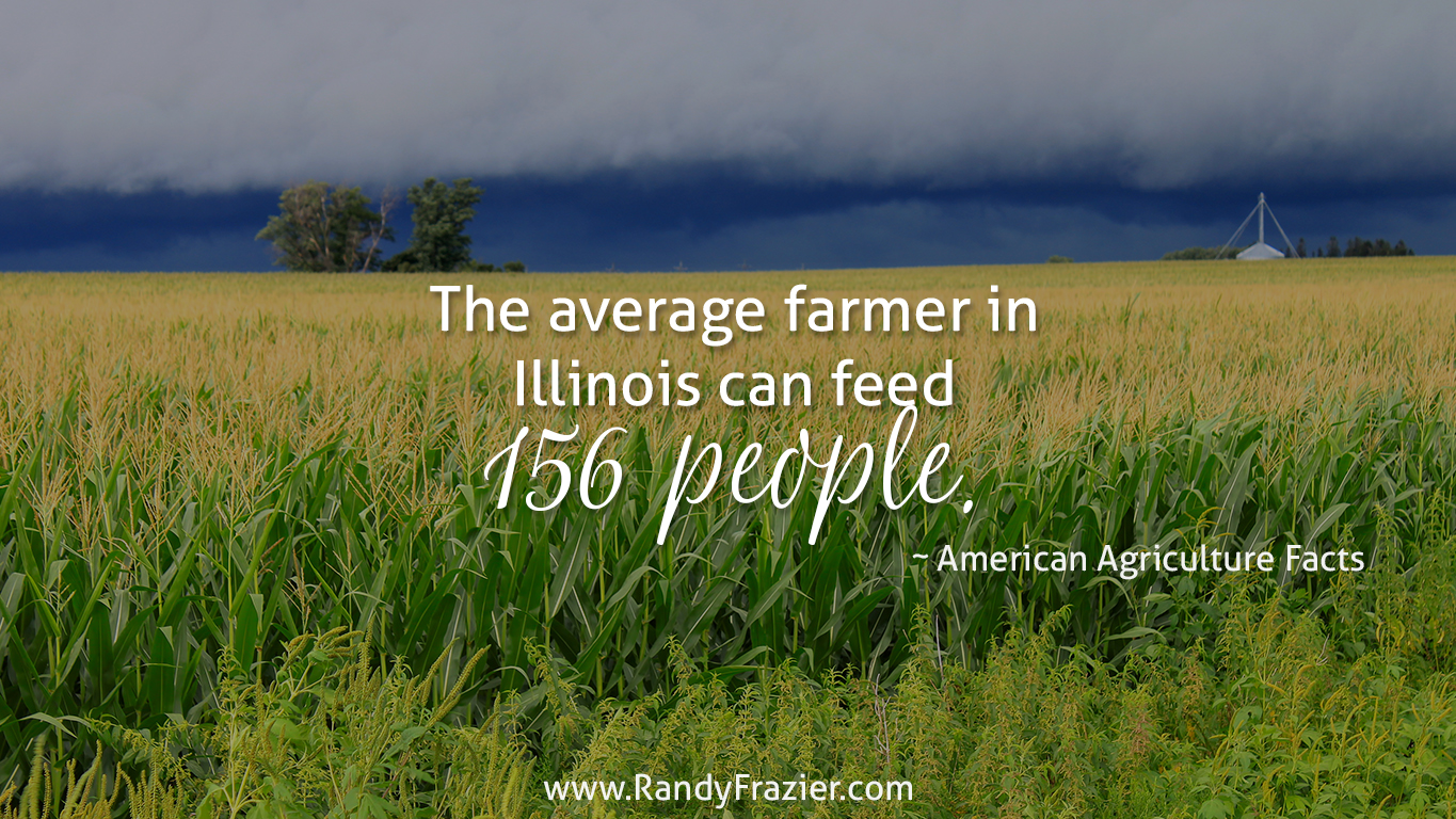 Ag Fact about Illinois