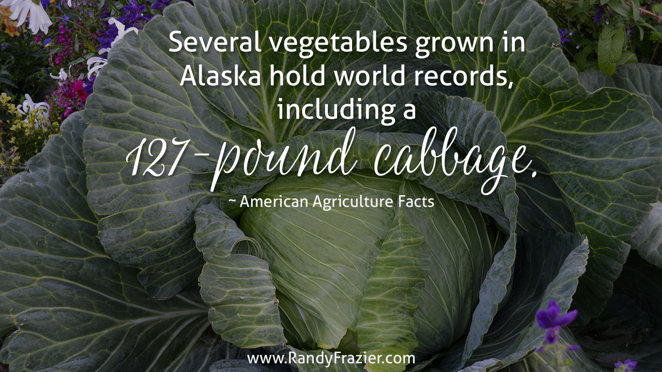 Ag Facts about Alaska