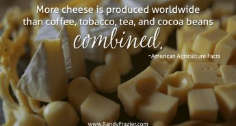 Ag Facts about Cheese