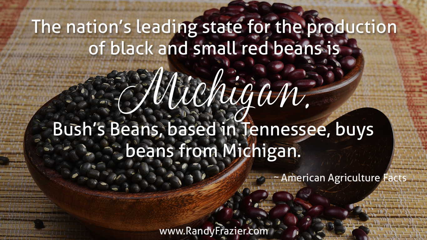 Ag Facts about Michigan