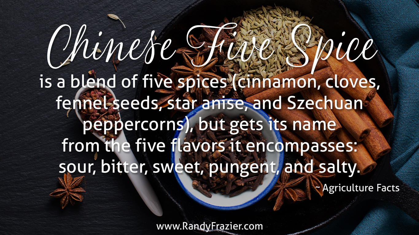 Facts about Chinese Five Spice Blend
