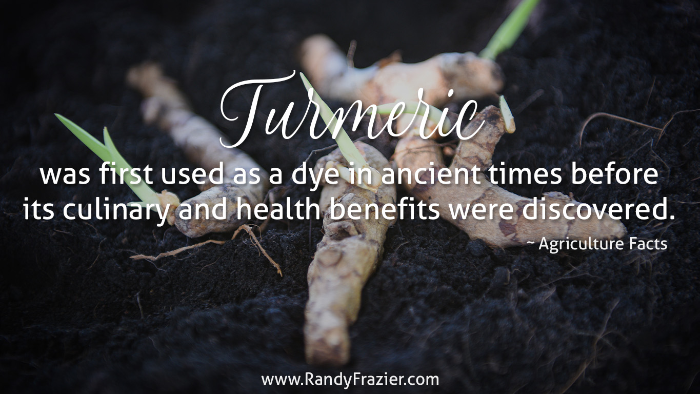 Ag Facts about Turmeric