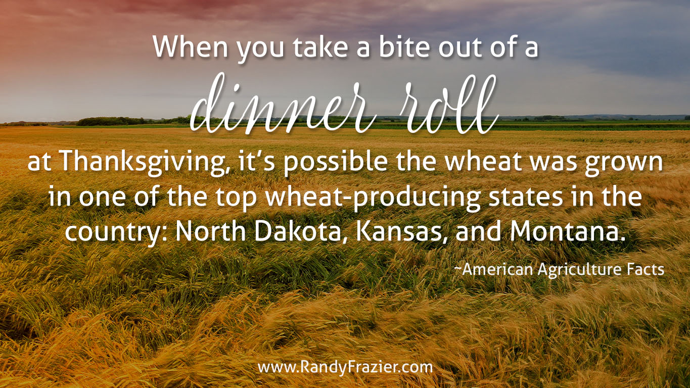 Ag Facts about Wheat