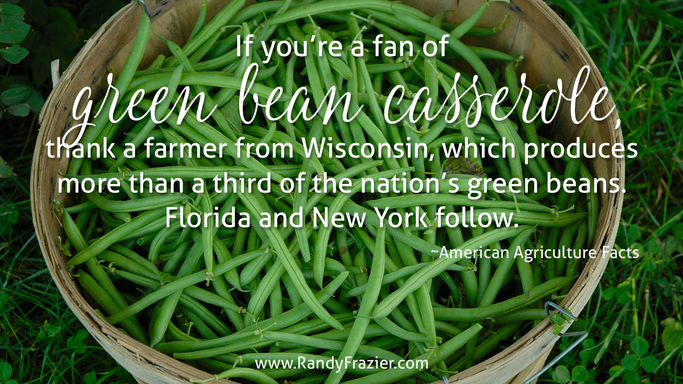 Ag Facts about Green Beans