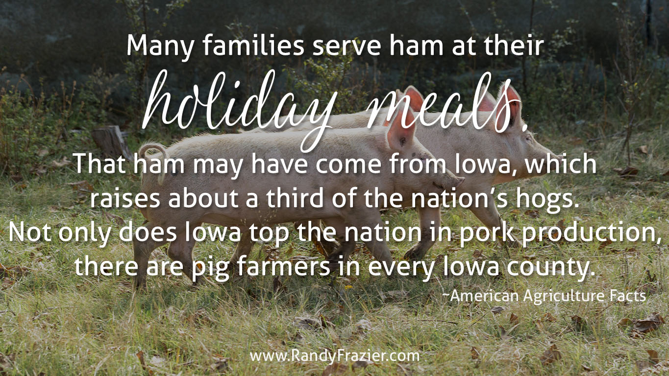 Ag Facts about Pork
