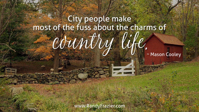 Mason Cooley Quote