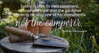 Geoffrey Charlesworth Quote